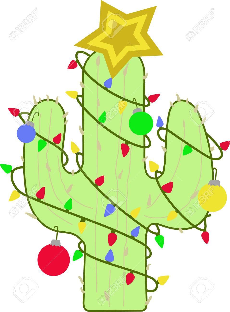 Vettoriale Questo Simpatico Cactus è Un Disegno Perfetto Per