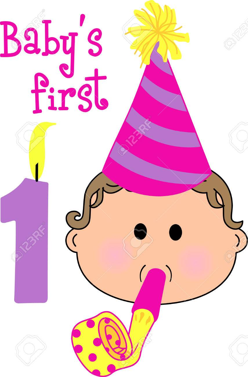 Happy 1st Birthday To A Precious Baby Celebrate This Special Event Turns 1