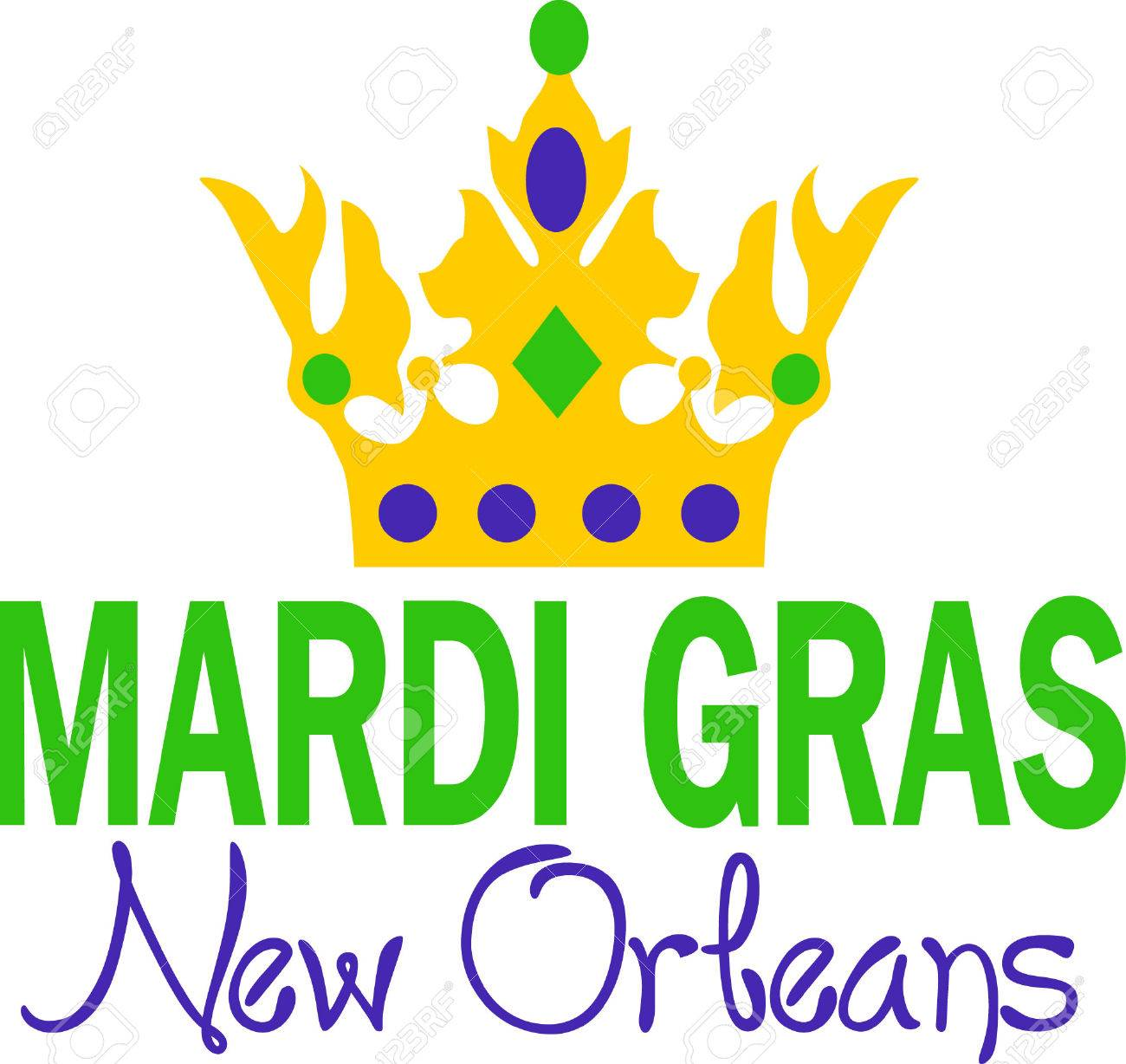 Get Ready For The Mardi Gras Parties With This Fantastic Crown Grab These Designs From