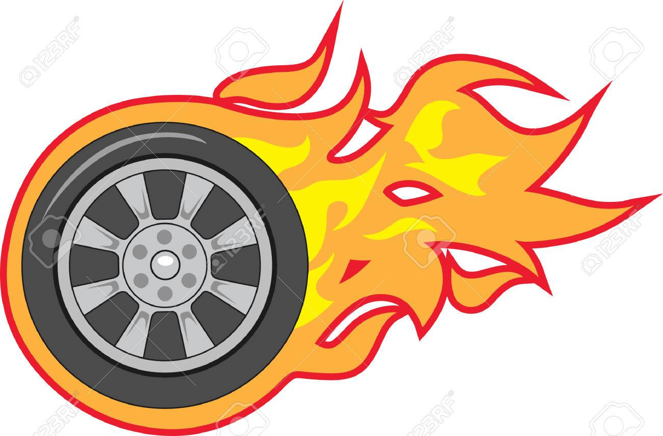Racing gets me all fired up. - 45244696