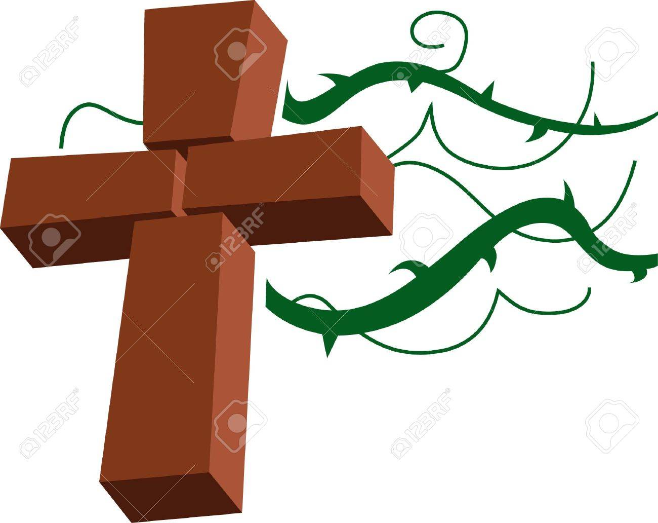 Display your faith with a symbol of christs sacrifice royalty display your faith with a symbol of christs sacrifice stock vector 45280912 biocorpaavc