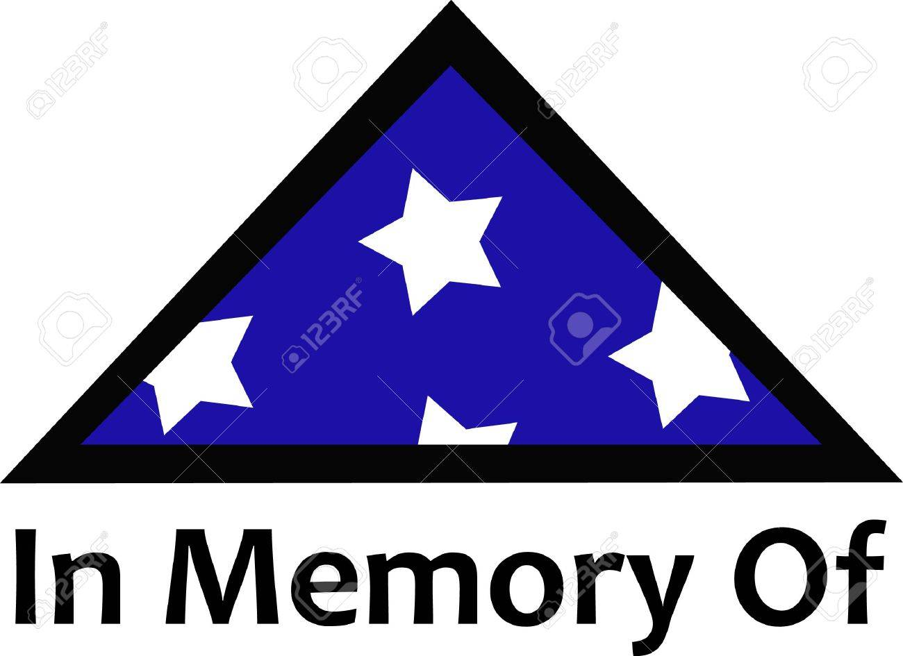 make a wonderful memorial project with this folded flag royalty rh 123rf com Folded Flag Clip Art Folded Flag Clip Art