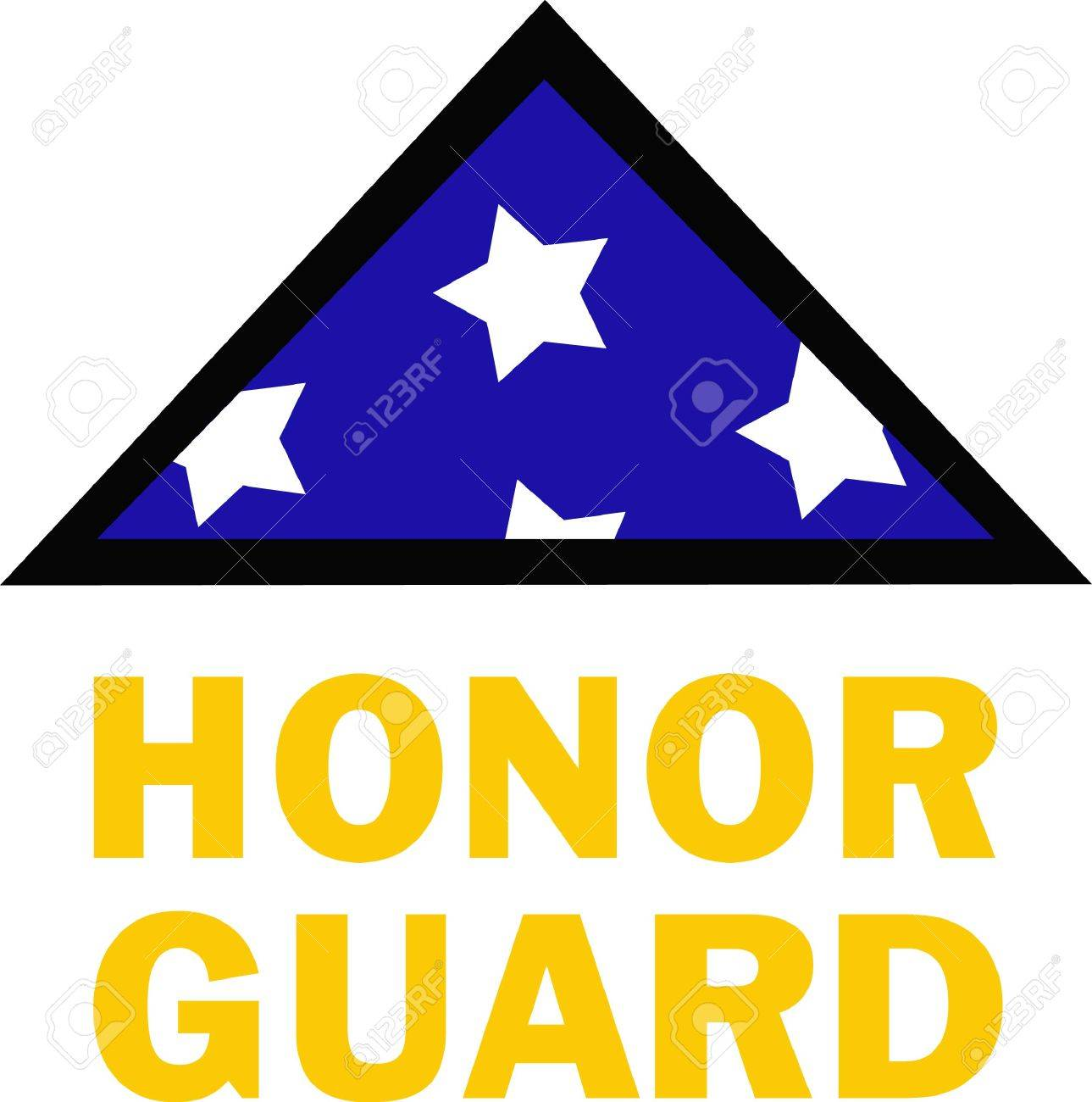 make a wonderful memorial project with this folded flag royalty rh 123rf com Folded Flag and Soldier folded flag vector