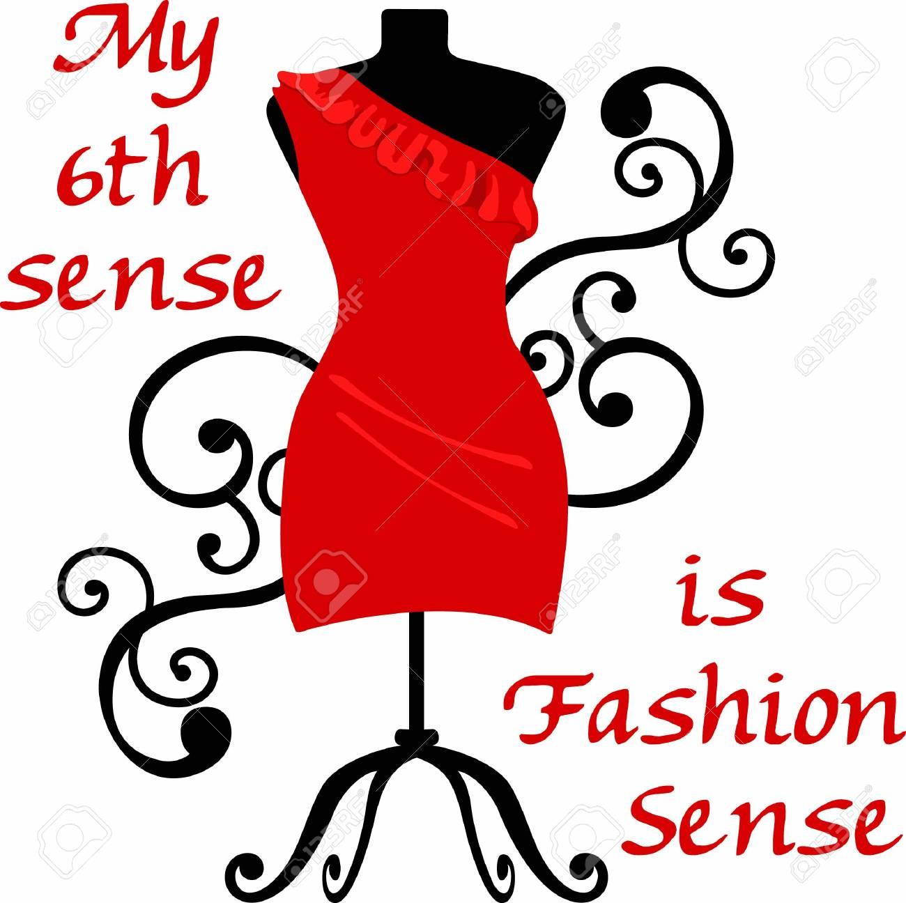fashion-liebhaber wird eine schöne kleid form genießen.