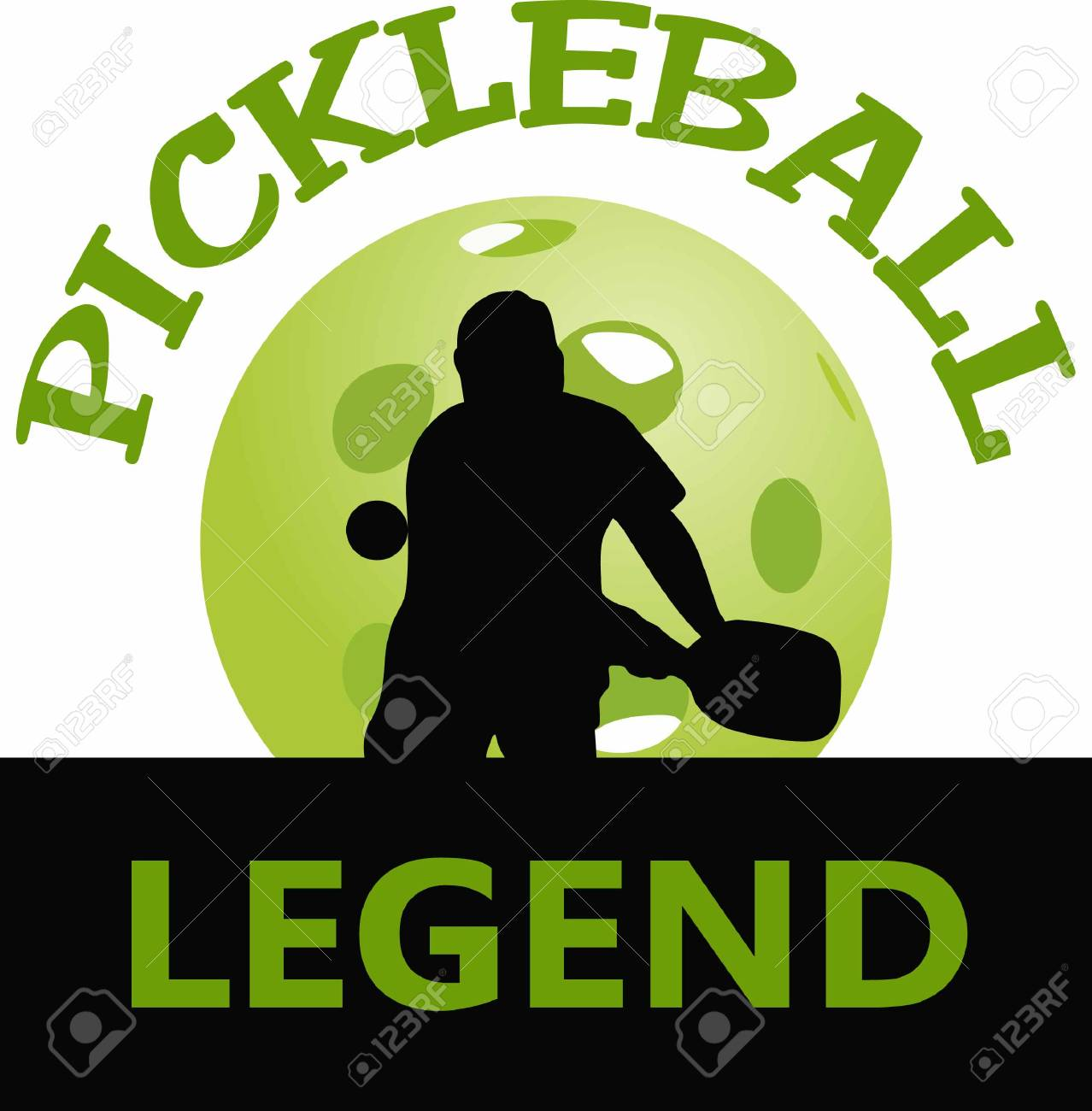 If you know someone who likes to play pickelball they will enjoy this design. - 45352302