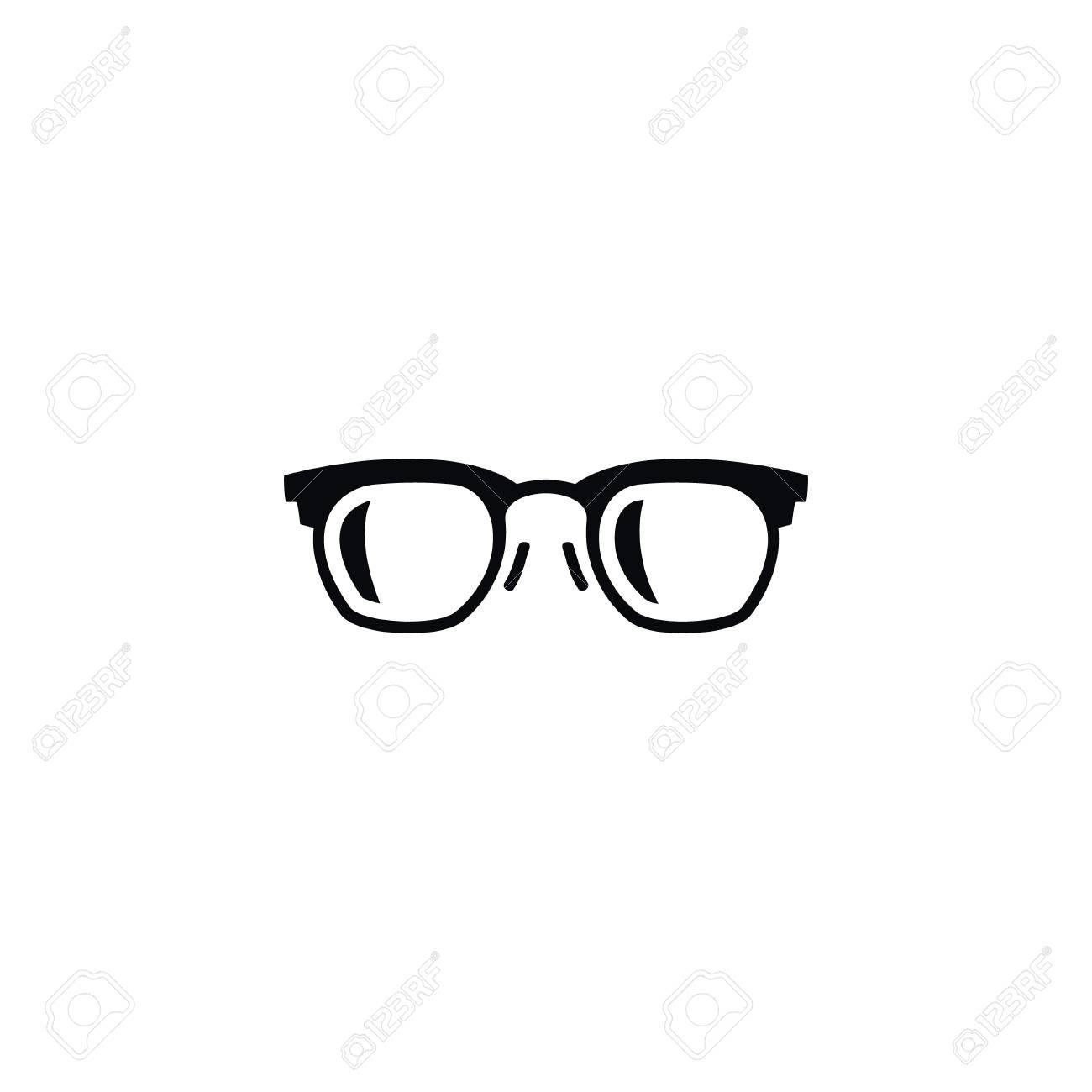 Elemento De Gafas De Sol Se Puede Utilizar Para El Concepto De ...