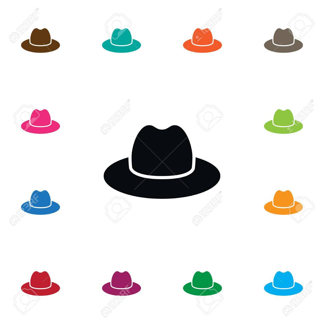 07484d0212f Gaucho Vector Element Can Be Used For Cap