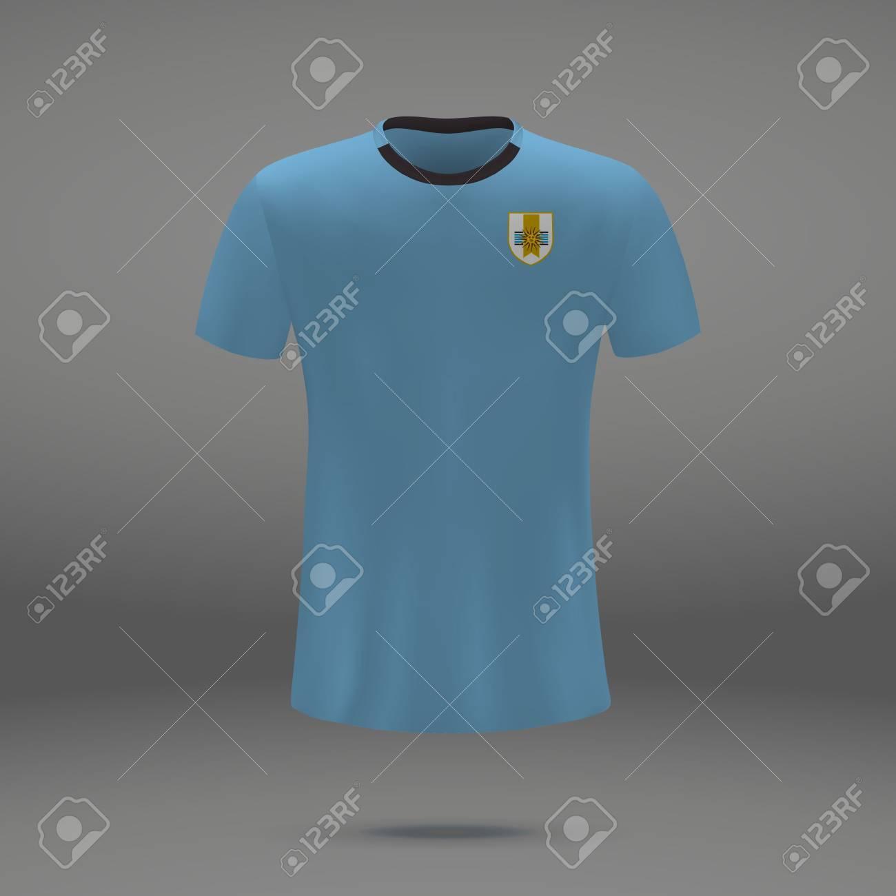 Football Kit Of Uruguay 2018 ab6032fa3