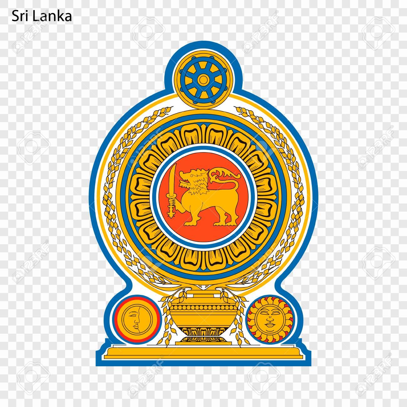 Symbol of Sri Lanka  National emblem