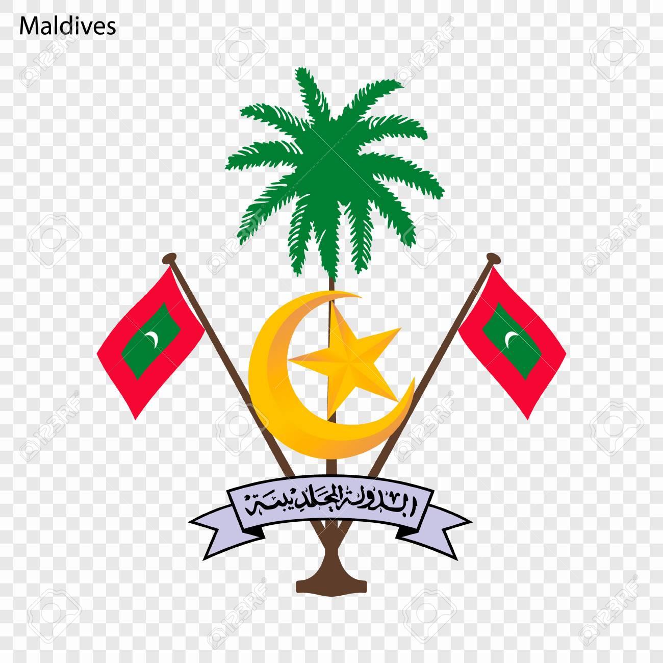 Symbol of Maldives  National emblem