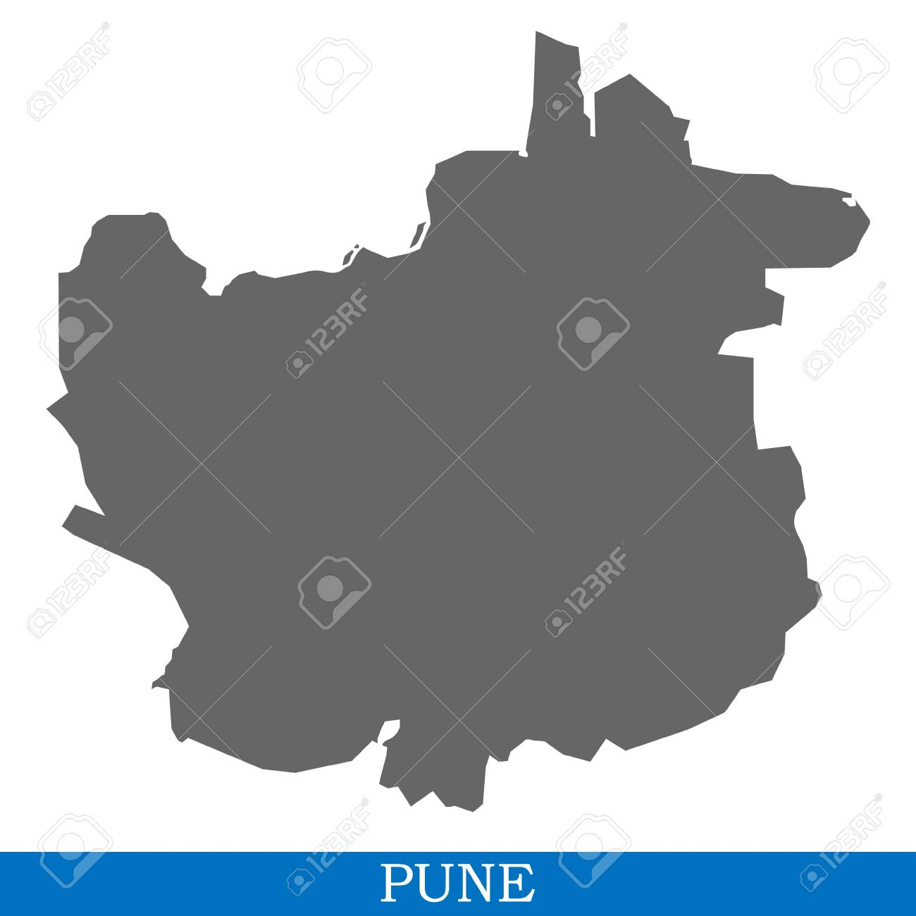 High Quality map of Pune is a city of India, with borders of.. on map of nainital india, map of kolhapur india, map of shimoga india, map of meghalaya india, map of warangal india, map of bay of bengal india, map of rajkot india, map of agra india, map of hardoi india, map of kutch india, map of kollam india, map of kerala india, map of akola india, map of guntur india, map of mumbai india, map of chennai india, map of daman india, map of gorakhpur india, map of nellore india, map of kanpur india,