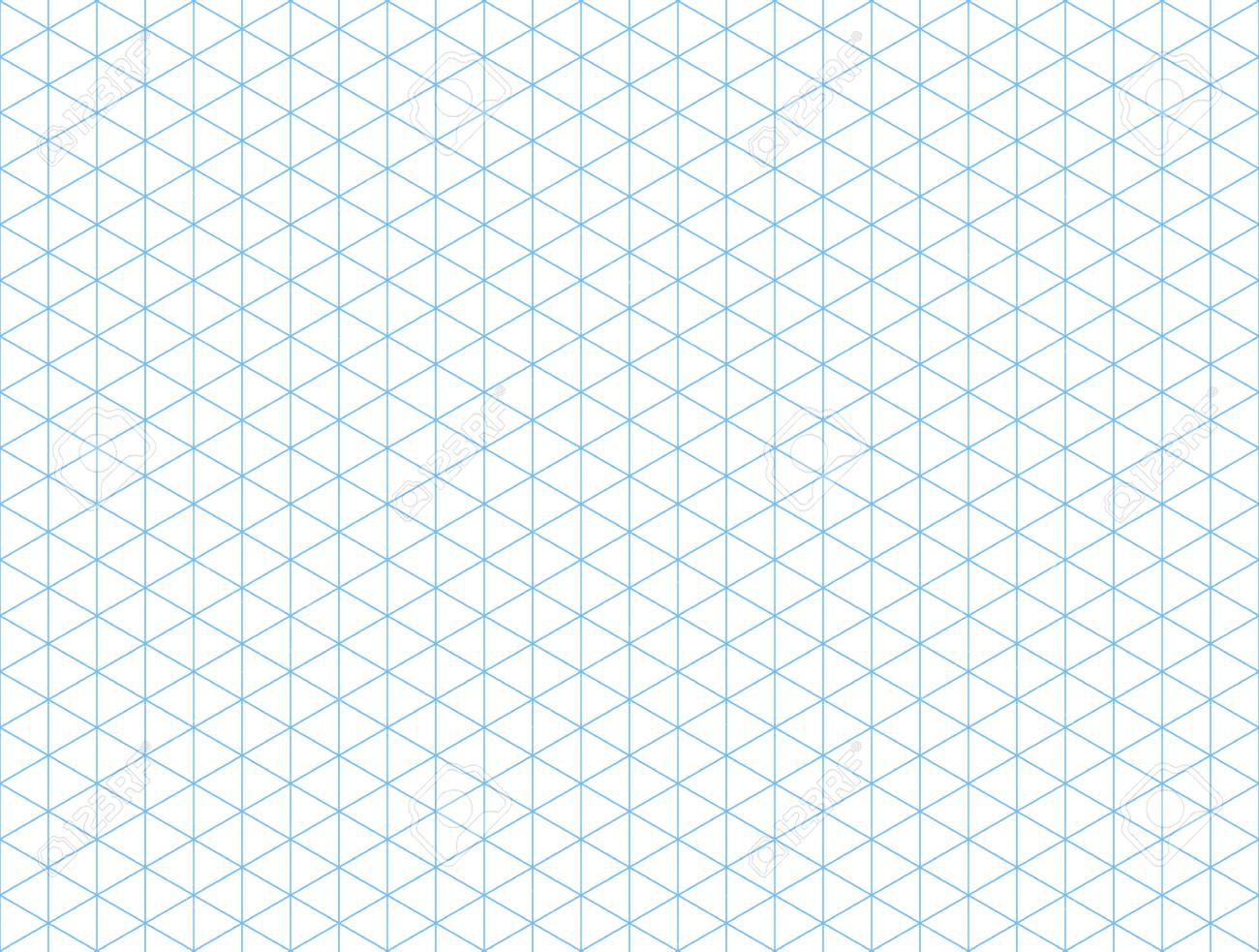 Grossartige Isometrisches Papier Punkte Isometric 8