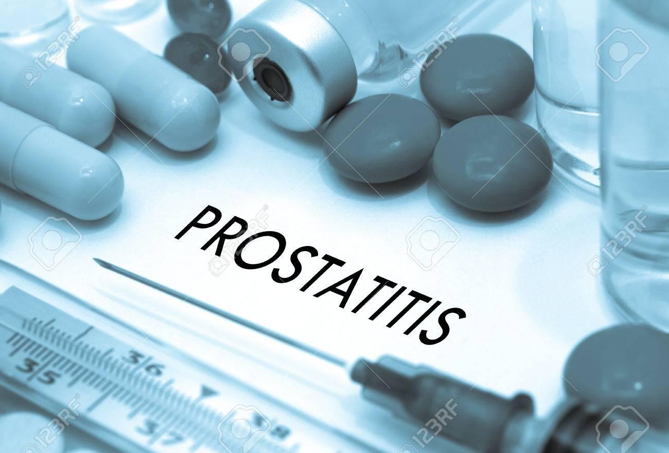 prostatitis crónica pastillas de la