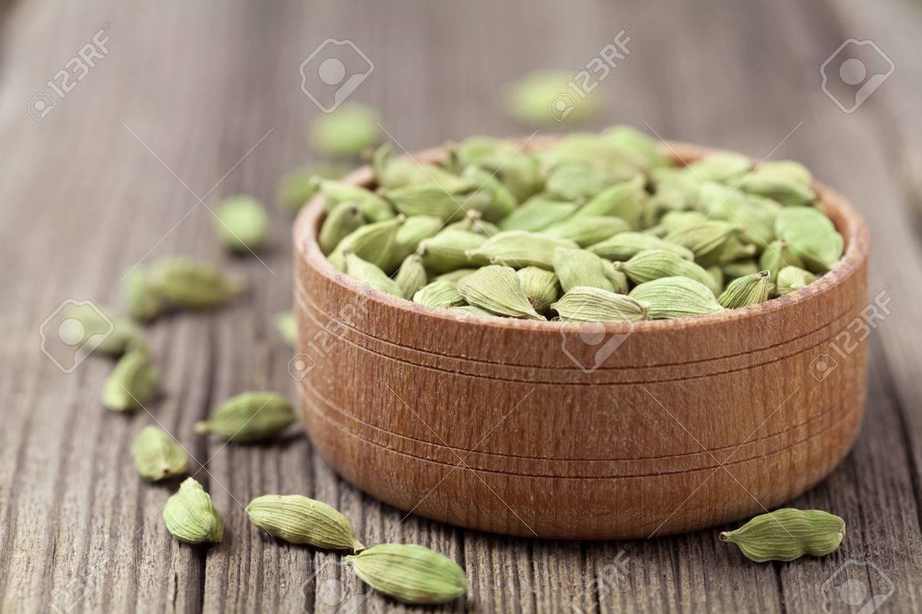 Grüne Kardamom-super-Nahrung-ayurveda Asian Aroma Gewürzaroma In ...