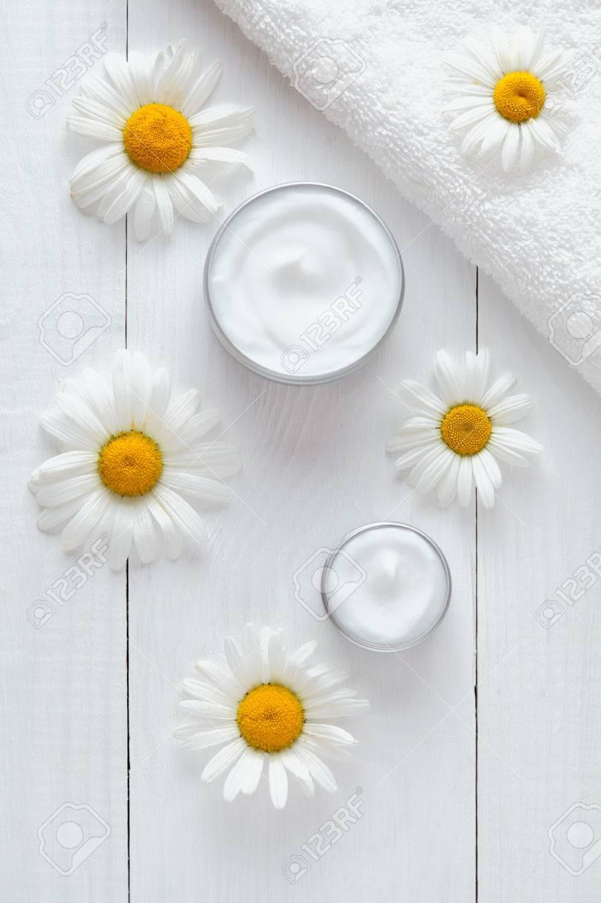 camomile skin care