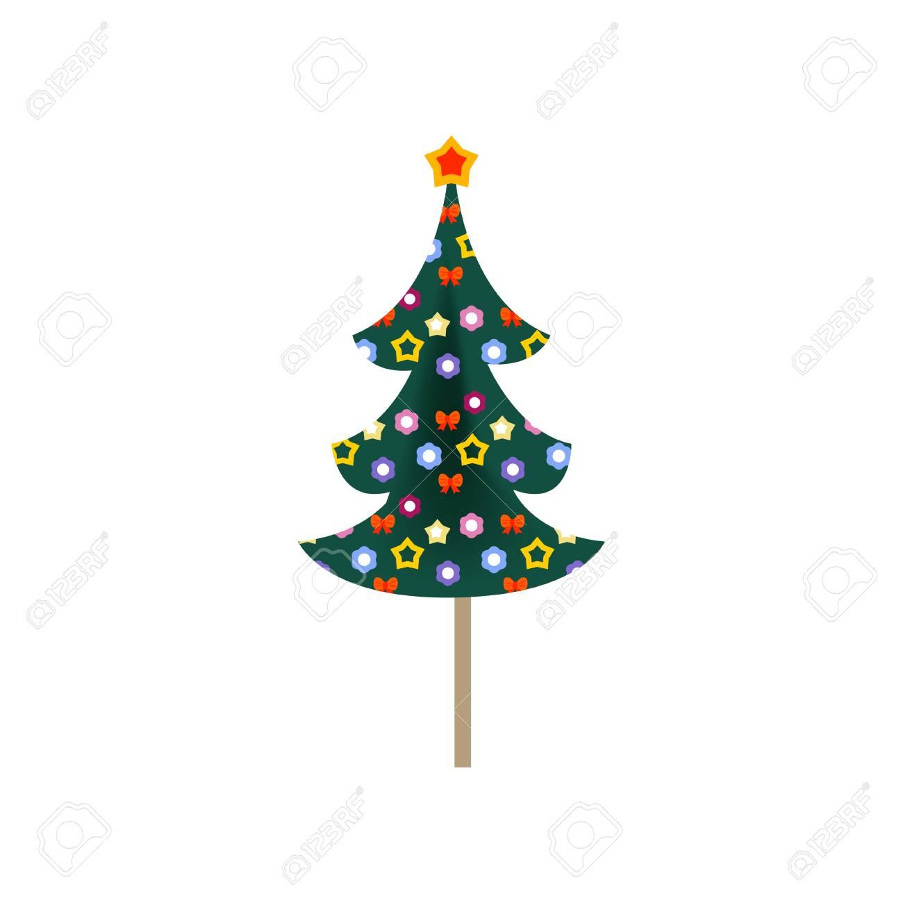 Fucking around the christmas tree