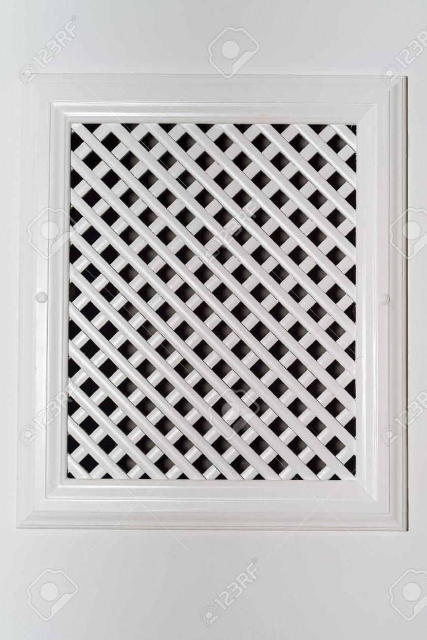 3 solapas Rejilla de ventilaci/ón blanca de pl/ástico Material rejilla de ventilaci/ón de pared con mosca de pantalla//red. 20 cm cubierta de rejilla de ventilaci/ón