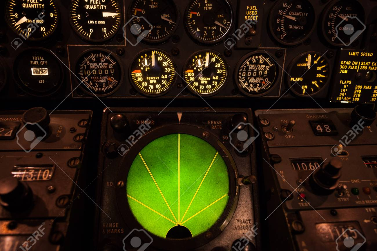 airplane radar