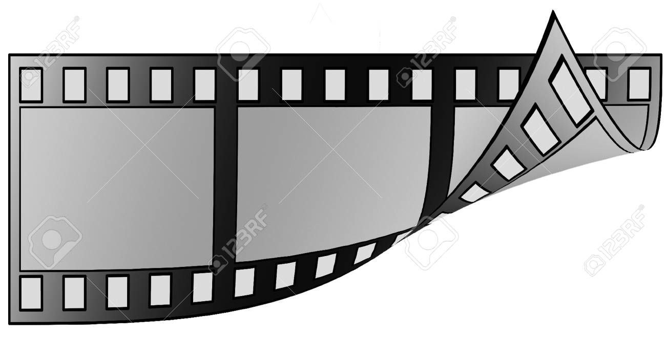image of photo film strip as background Stock Photo - 7424168