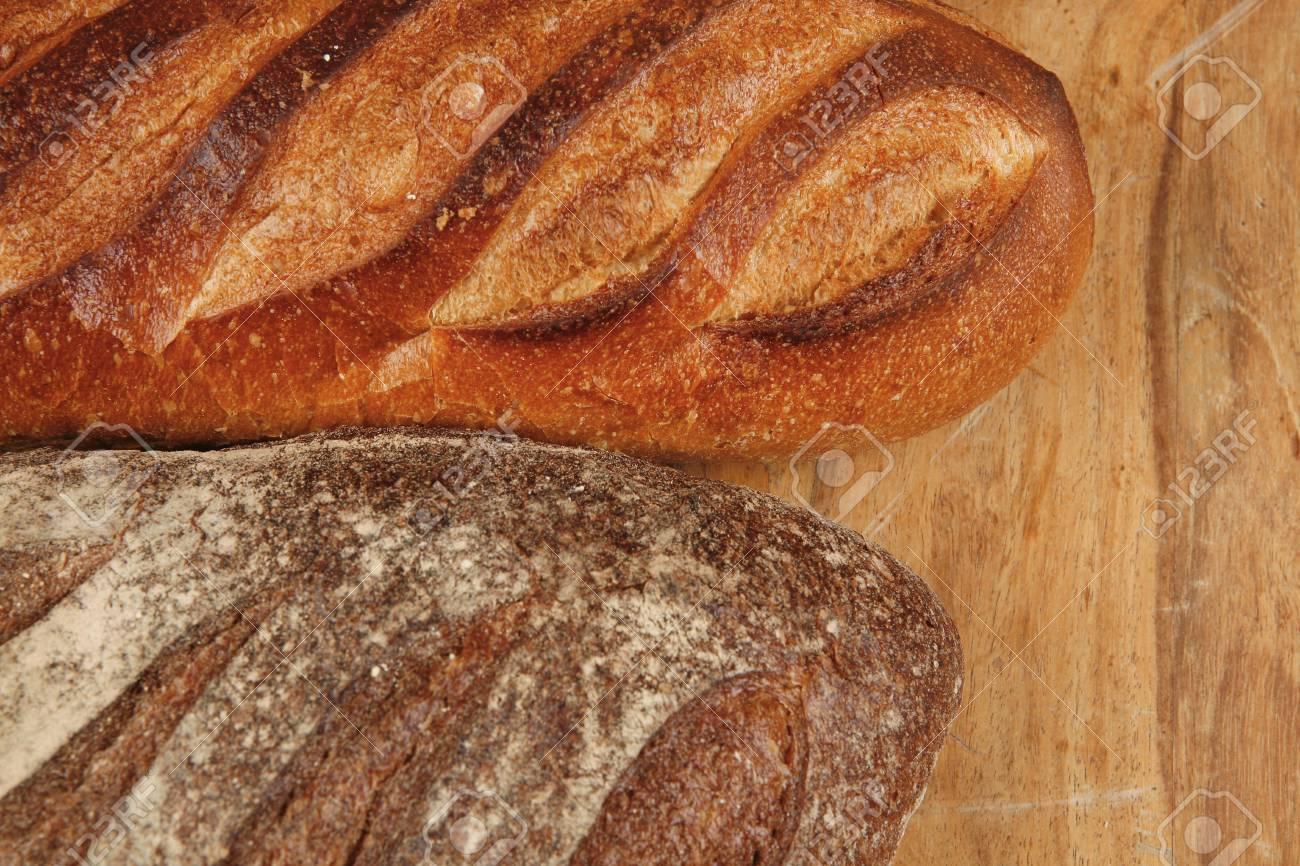 小麦粉 パン