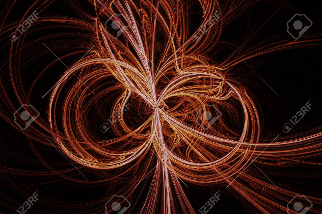 copper wire abstract background Stock Photo - 11756573