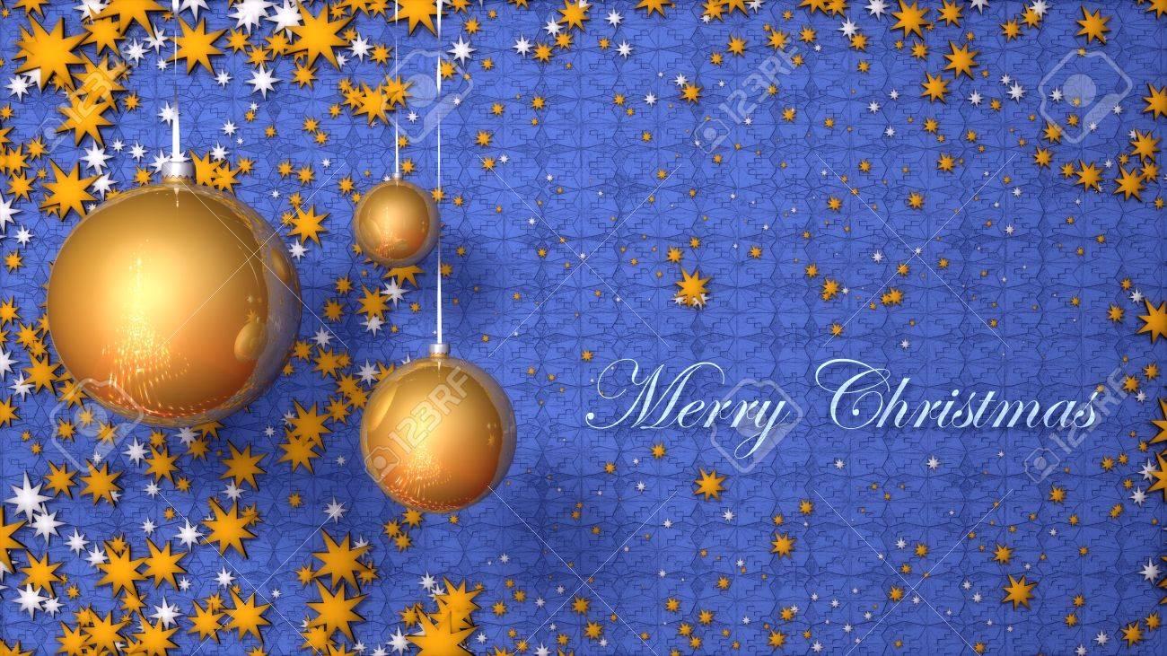 merry christmas card Stock Photo - 18602941