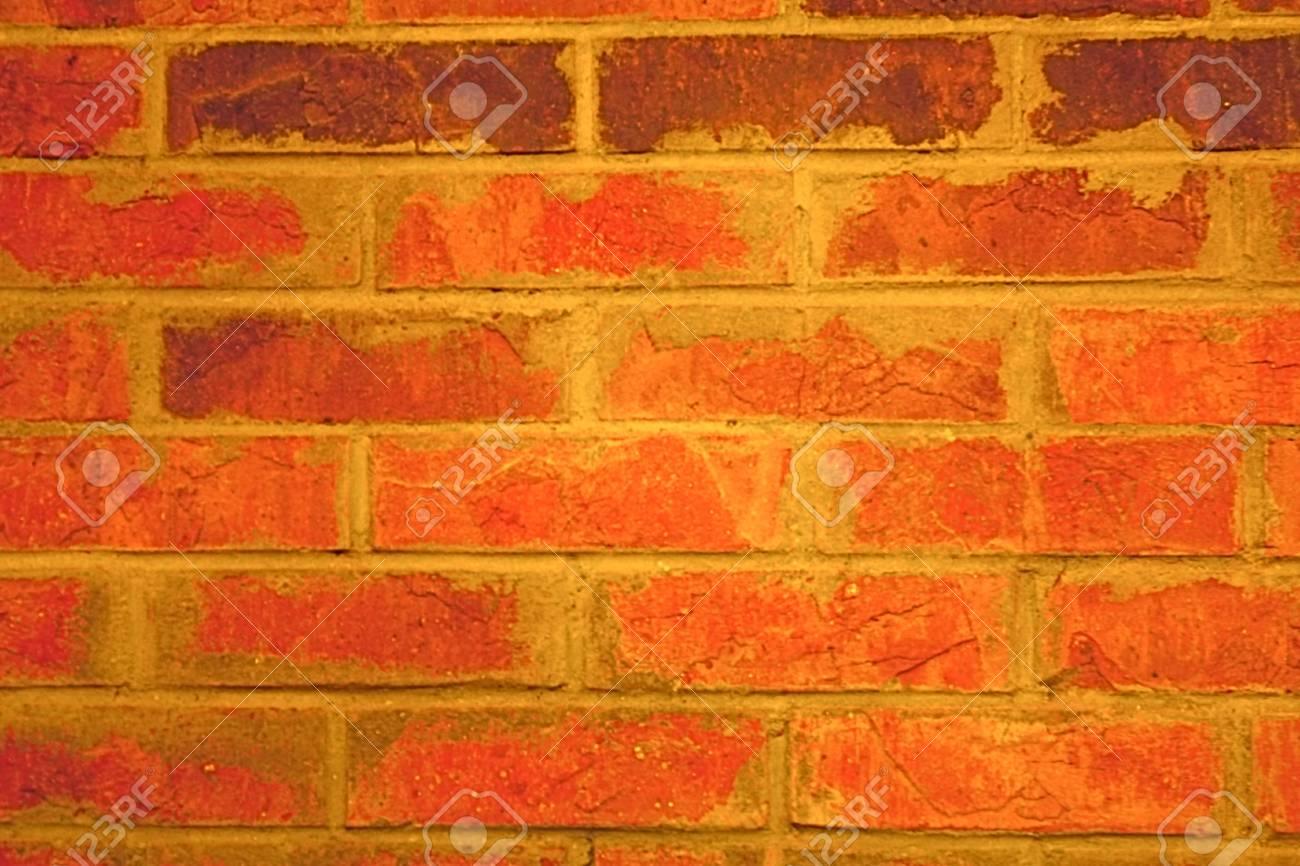 Red brick wall Stock Photo - 4121814