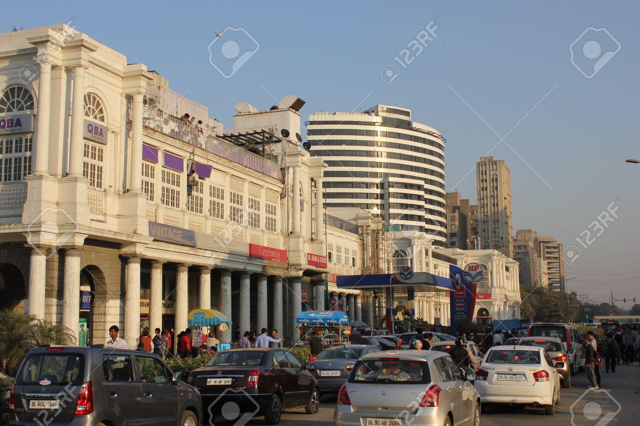 Hotel Delhi City Centre New Delhi India New Delhi City Centre Daily Life With Its