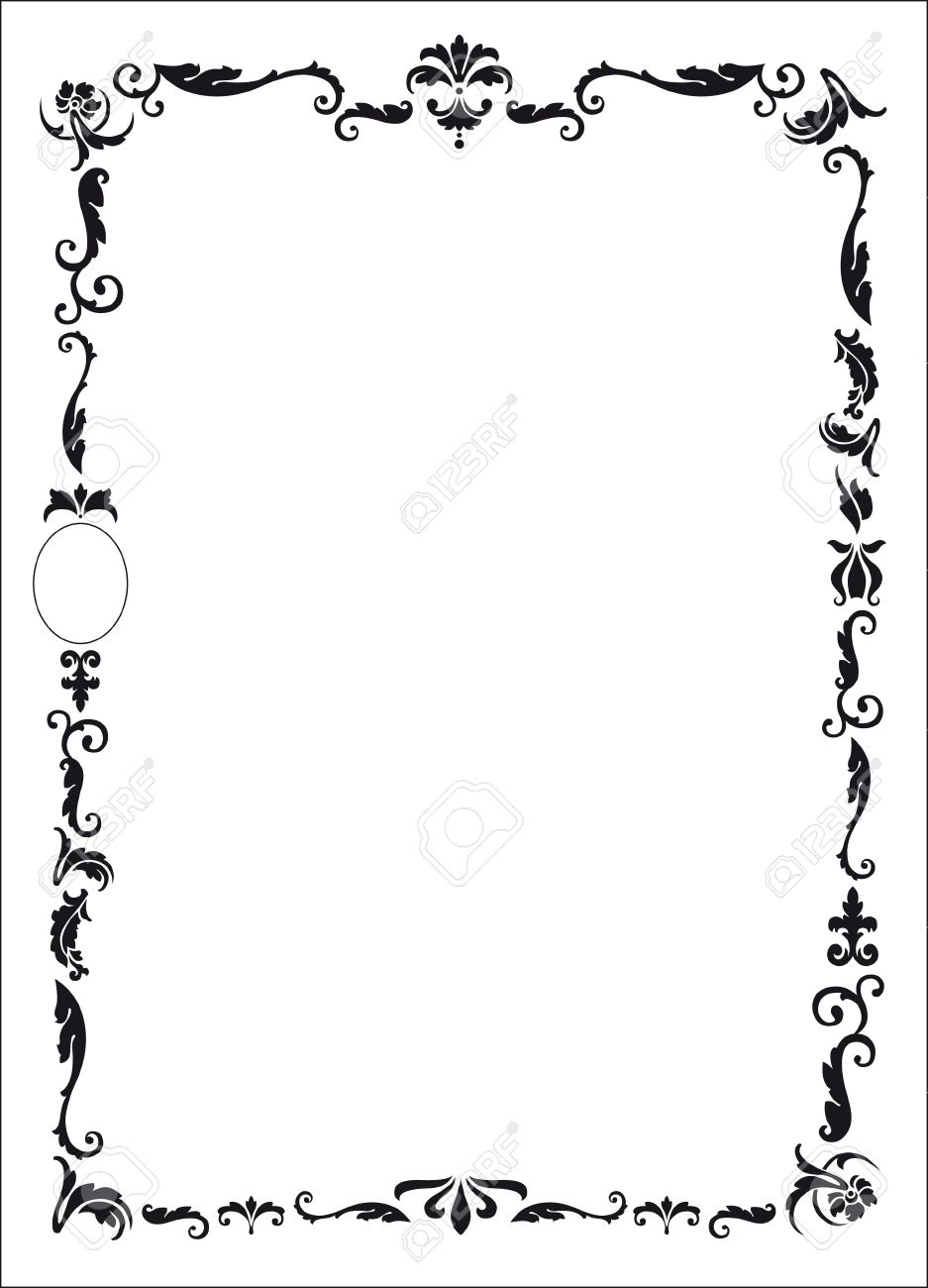 Graduation Frame Royalty Free Cliparts, Vectors, And Stock ...