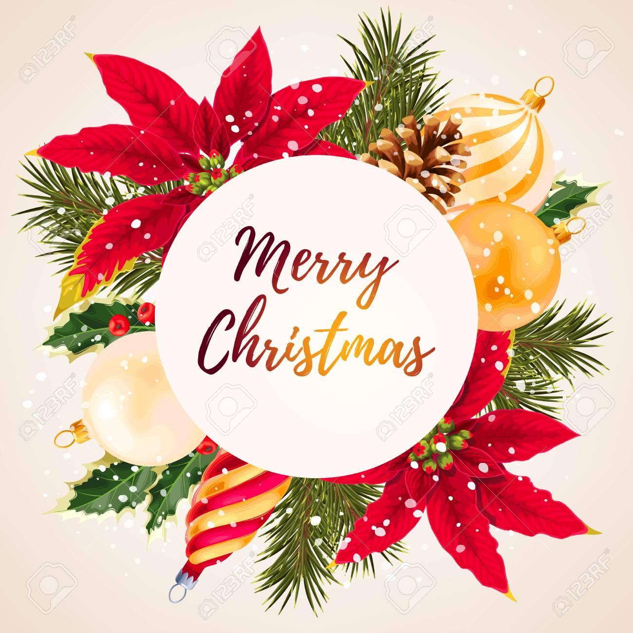 Christmas Greeting Pic Gallery Greetings Card Design Simple
