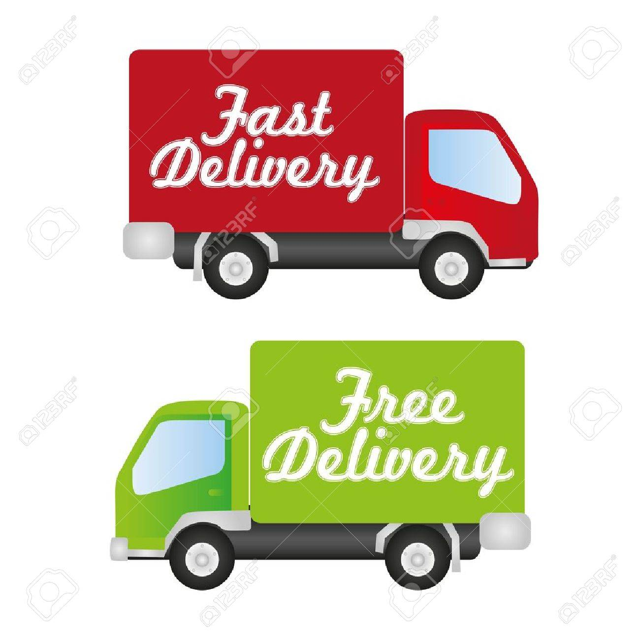 truck fast and free delivery, - 14040808