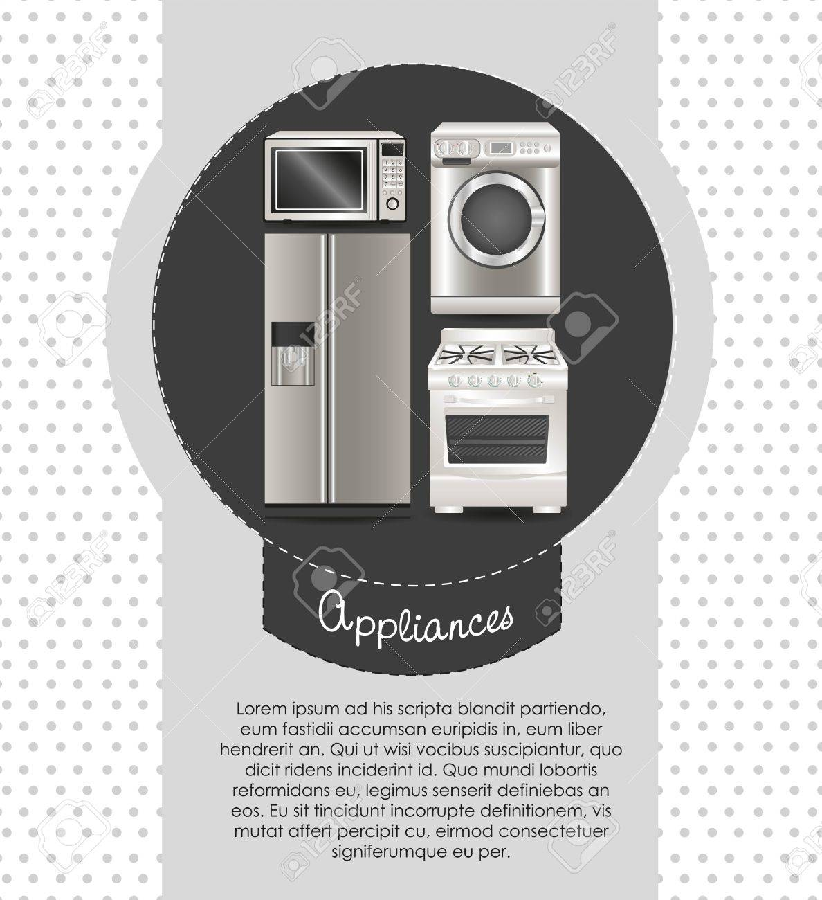 Appliances Discount Flyer Discount Appliances Contains Washing Machine Stove