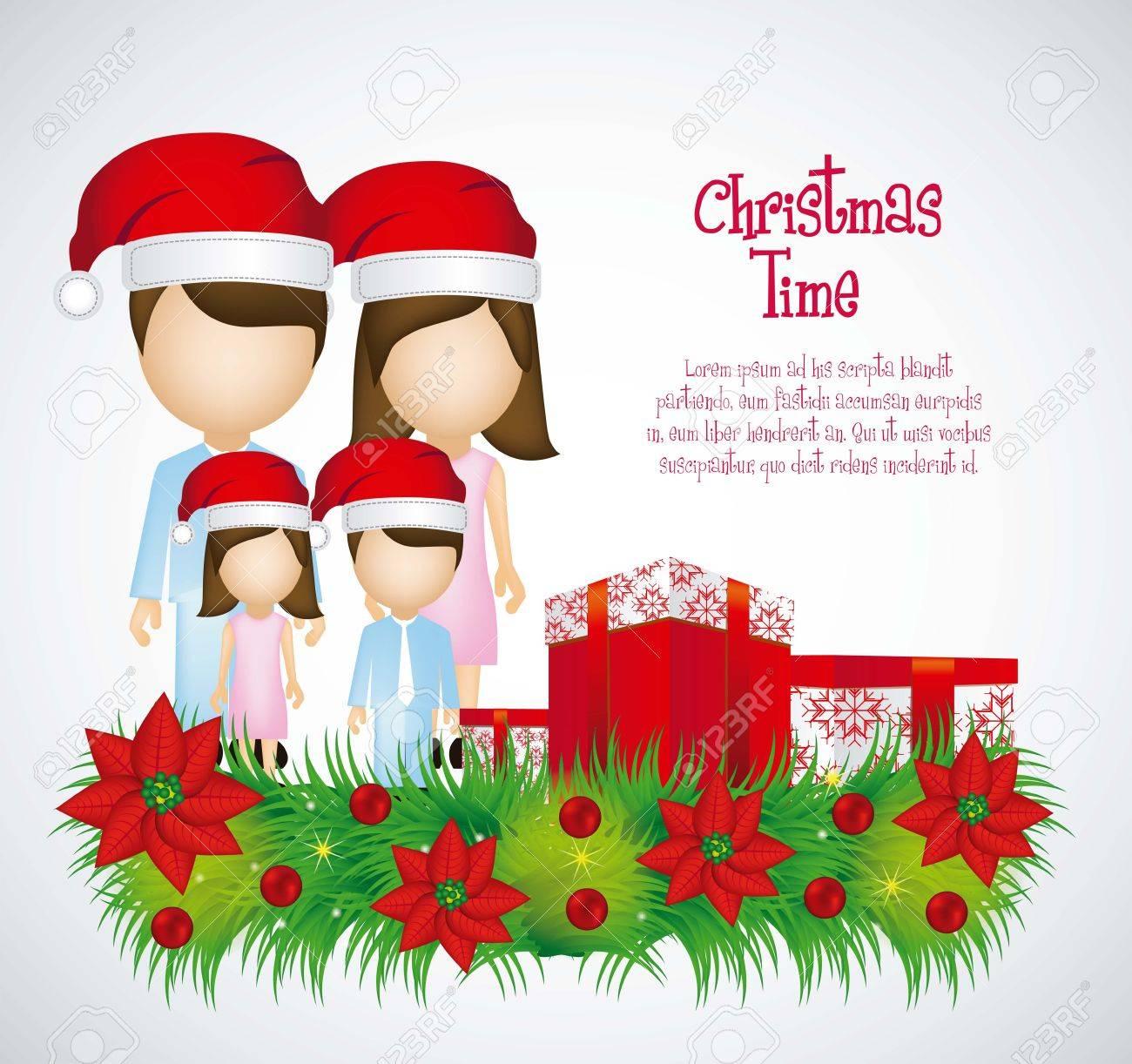 a family christmas