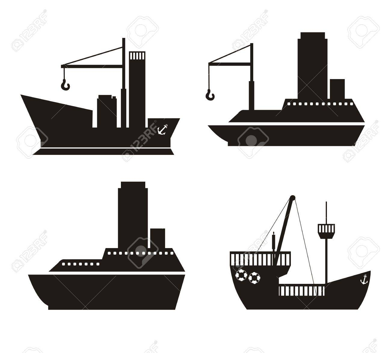 illustration of boat ship cruise and pirate ship vector rh 123rf com ship victoria ship victory 1