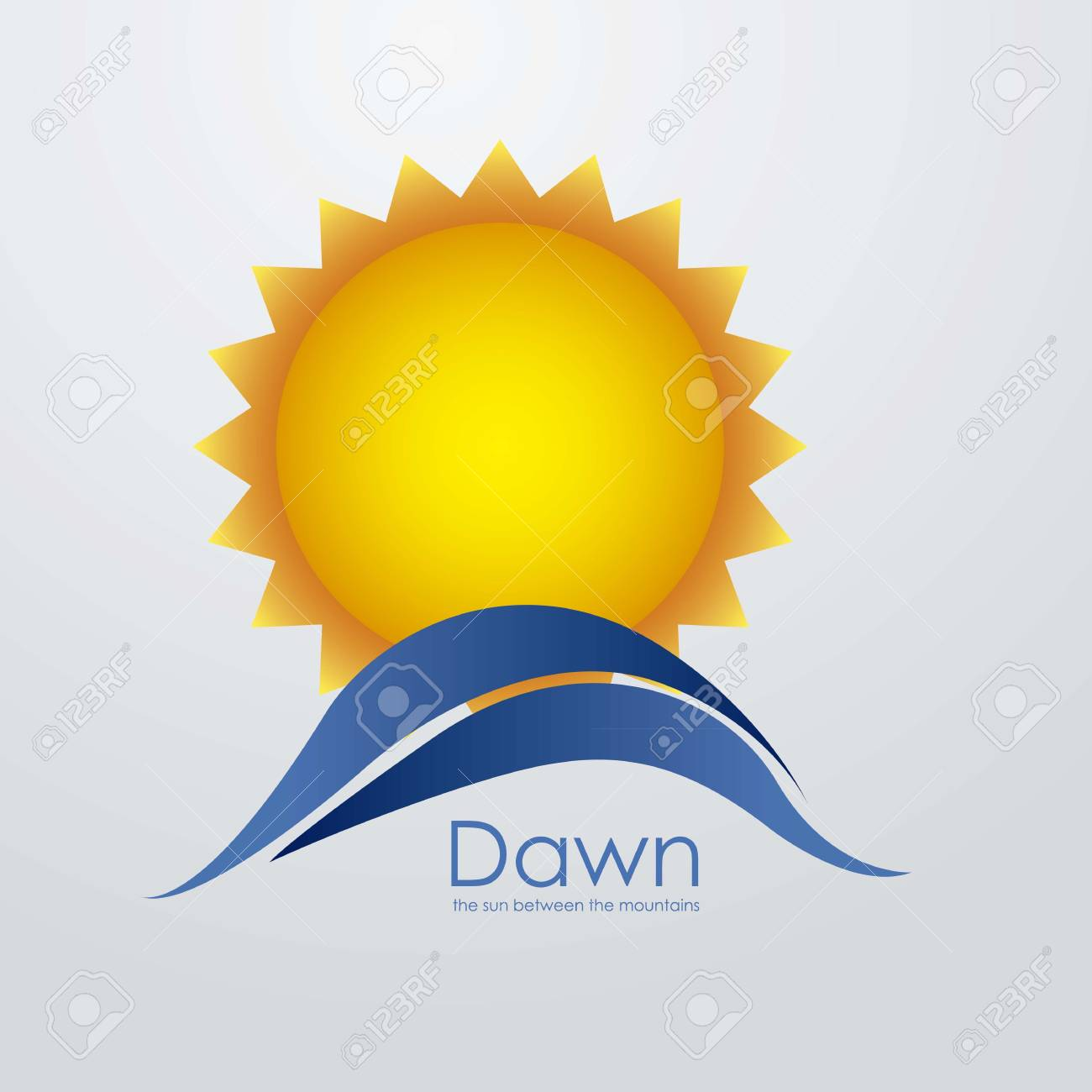 Illustration of icons sun icons of weather and seasons, vector illustration Stock Vector - 16818920