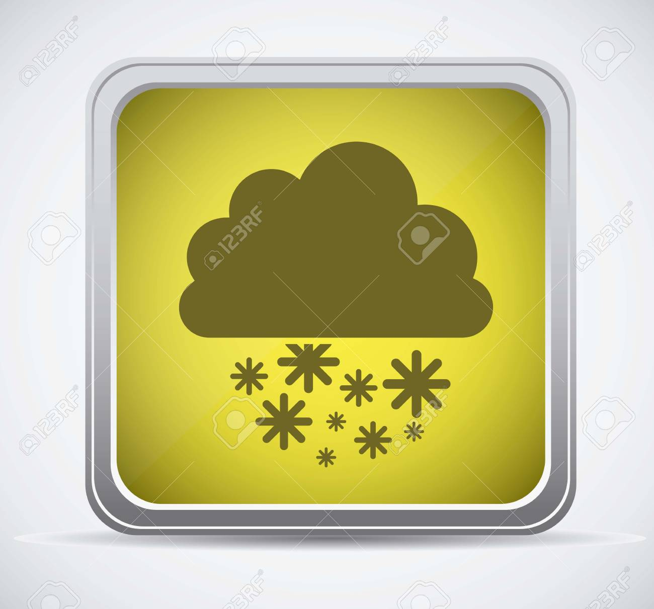 Illustration of icons sun icons of weather and seasons, vector illustration Stock Vector - 16818915