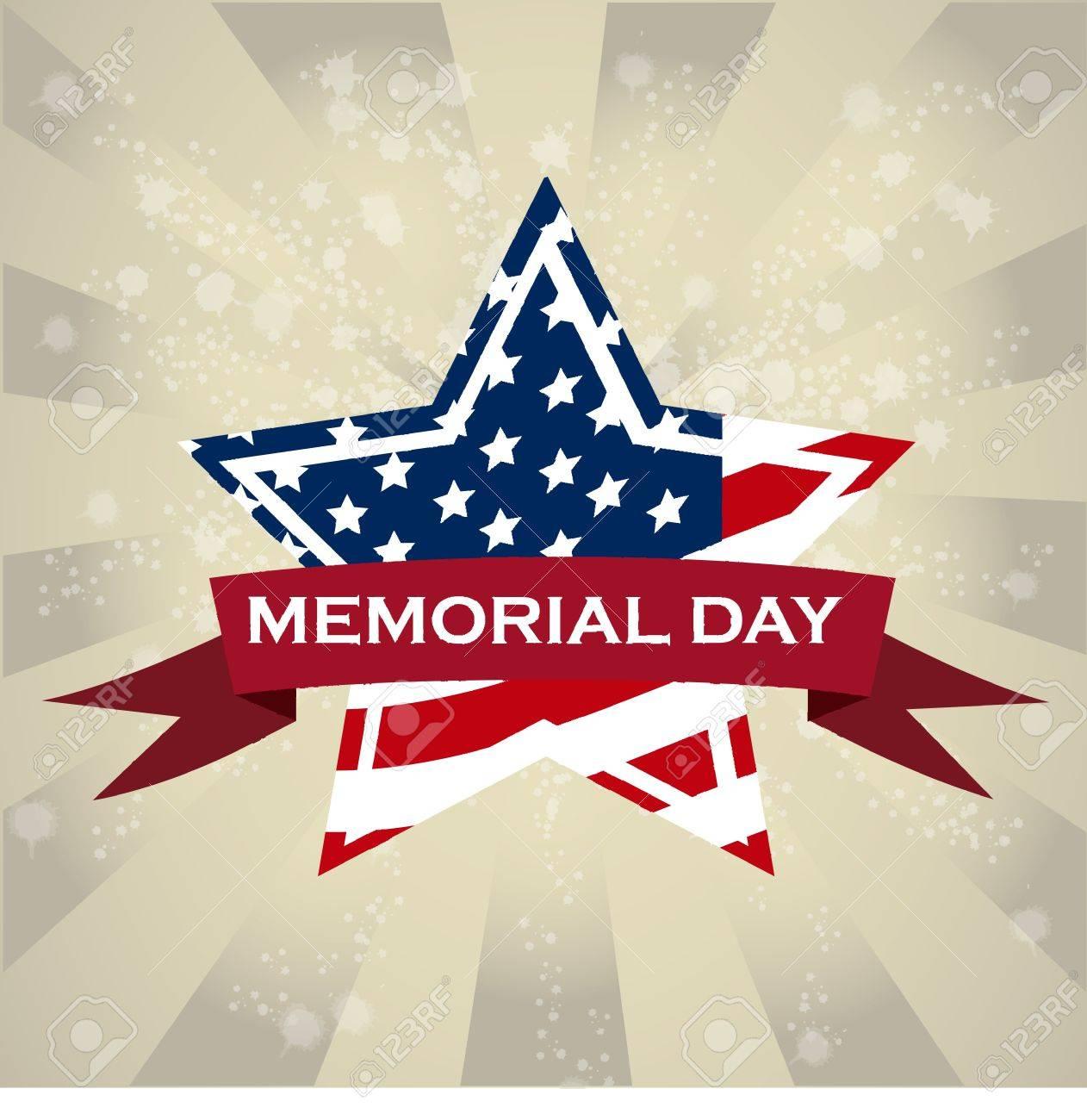 Illustration Patriotic United States of America, USA, vector illustration Stock Vector - 19051124