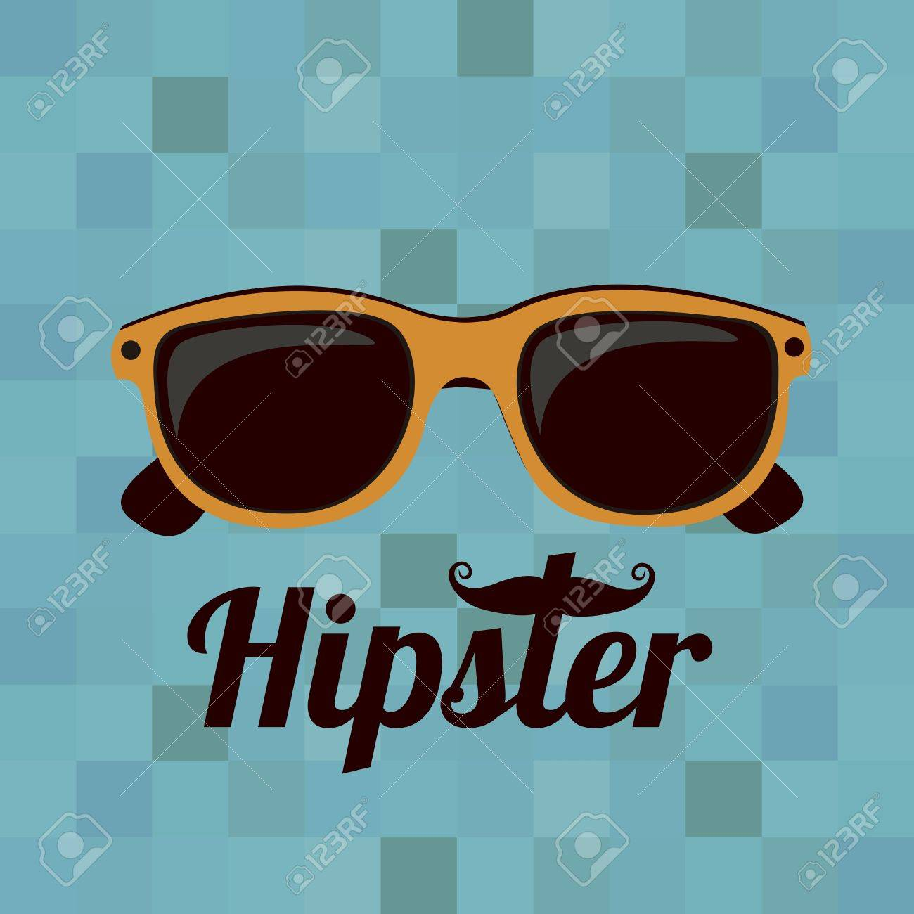 Illustration of style hipster, hipster culture and community, vector illustration Stock Vector - 19218425