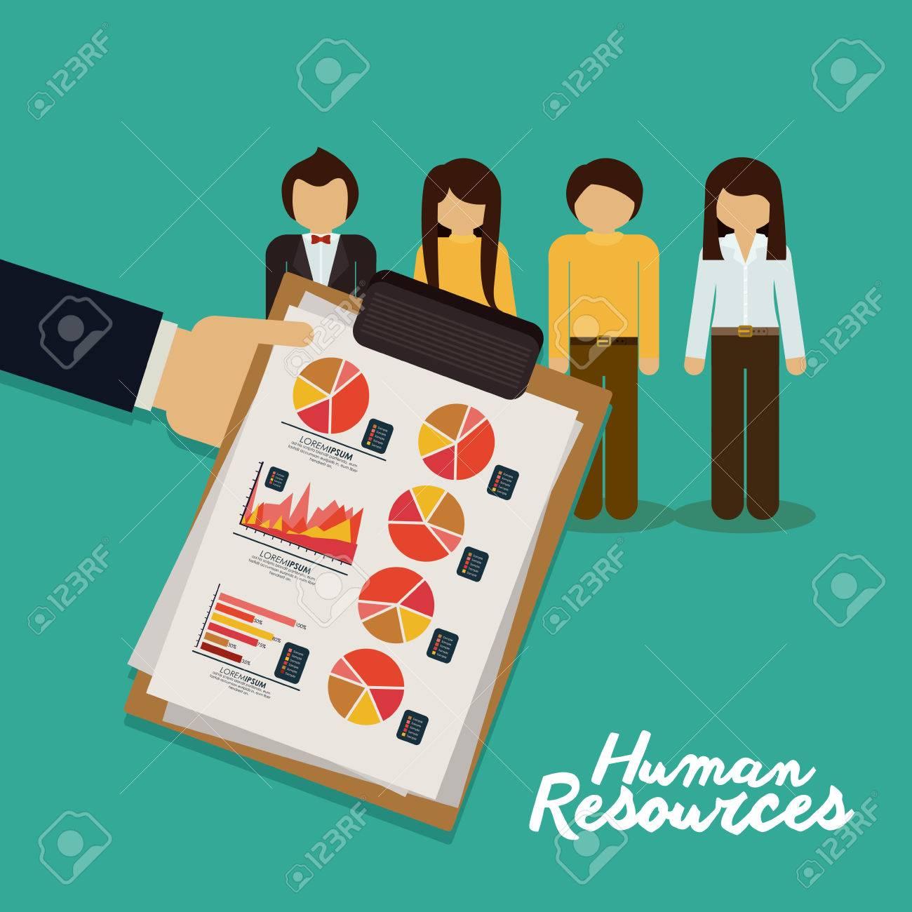 Human resources design - 44603165