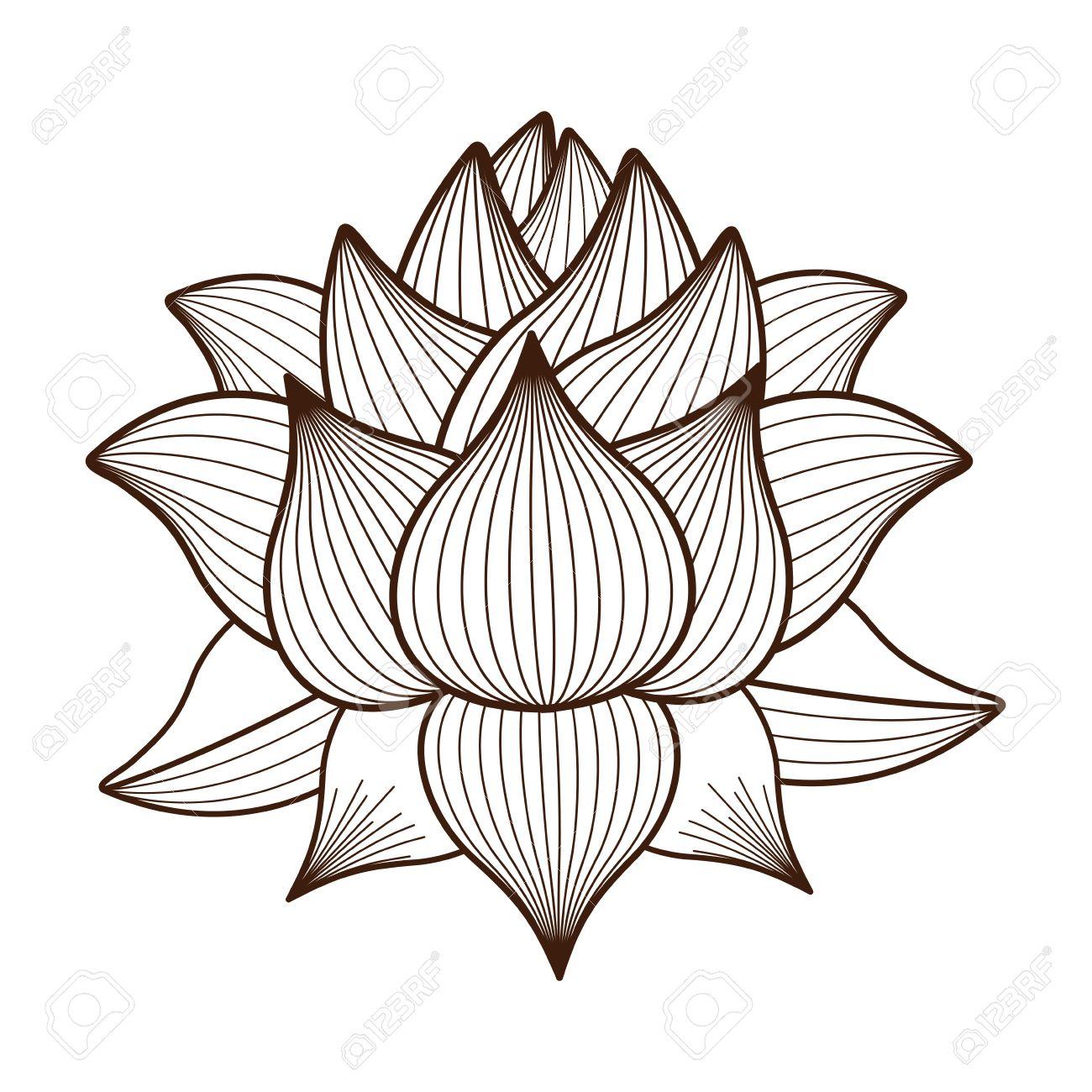 Très 3D Tatouage Fleur De Lotus Signification - Galerie Tatouage DA61