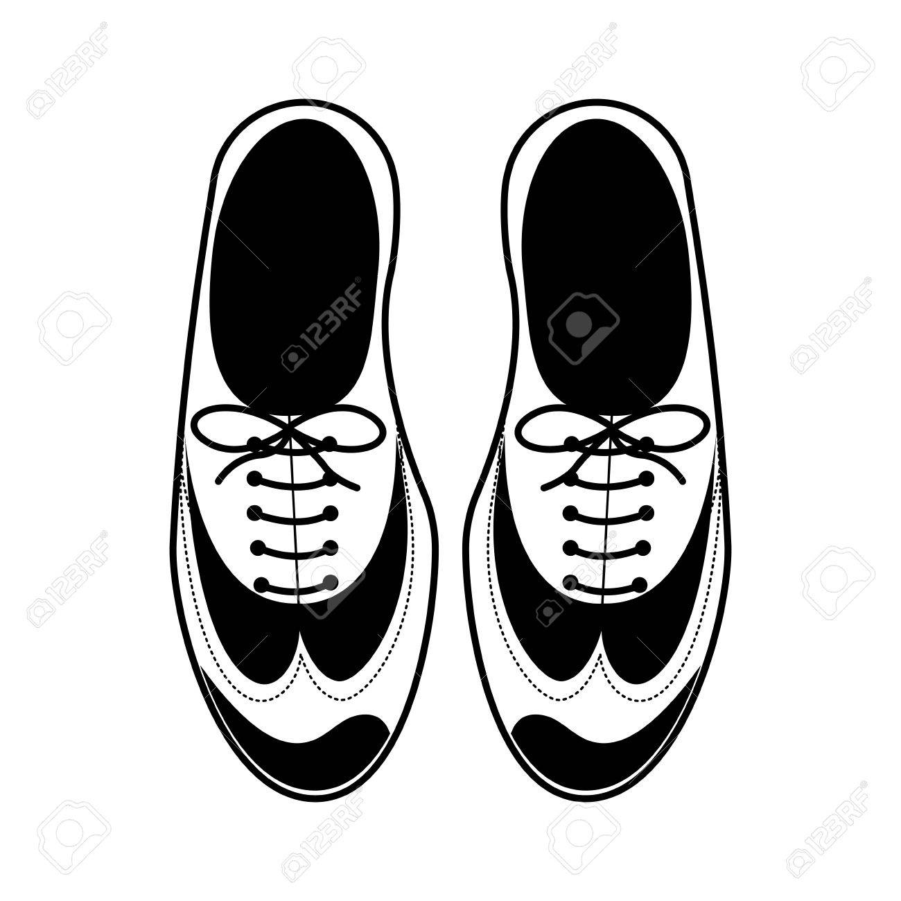 Laces Vector Illustration Royalty