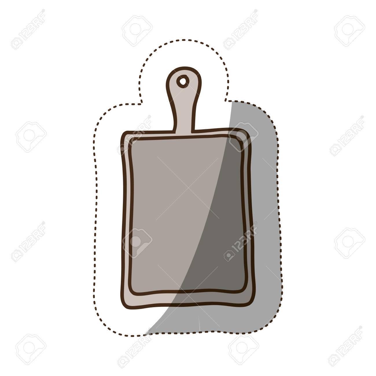 Cuisine Ustensile De Cuisine Icone Illustration Vectorielle Design