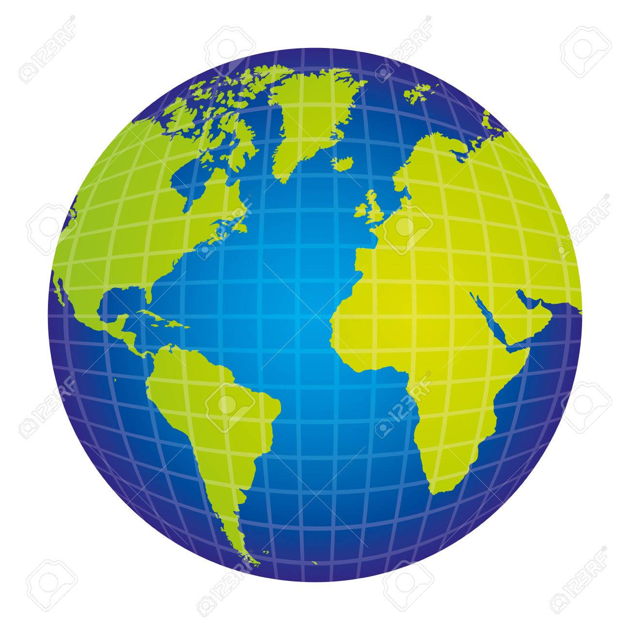 Applications manager world map business view global satellite colorful silhouette with world map view front side vector illustration stock vector 73504424 gumiabroncs Choice Image