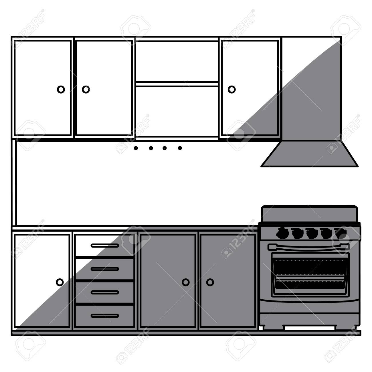 Fantastisch Farbtrends In Küchenschränken 2015 Ideen - Ideen Für Die ...
