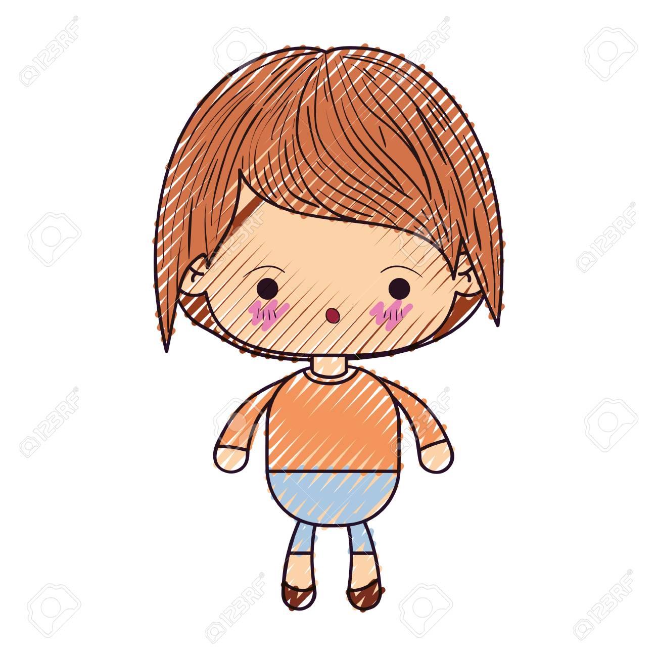 Vistoso Colorear Crayón Rojo Para Colorear Ilustración - Dibujos ...