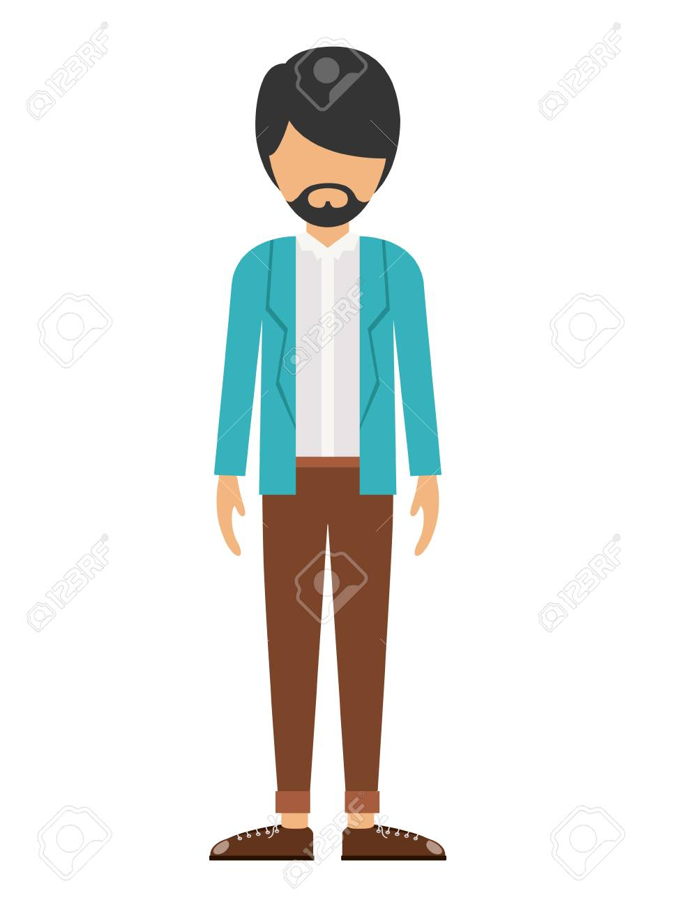 Man Male Mustache Avatar Person Human Icon Colorful And Flat Royalty Free Cliparts Vectors And Stock Illustration Image 110222082 Class icon business people meeting icon human pictos icon. man male mustache avatar person human icon colorful and flat