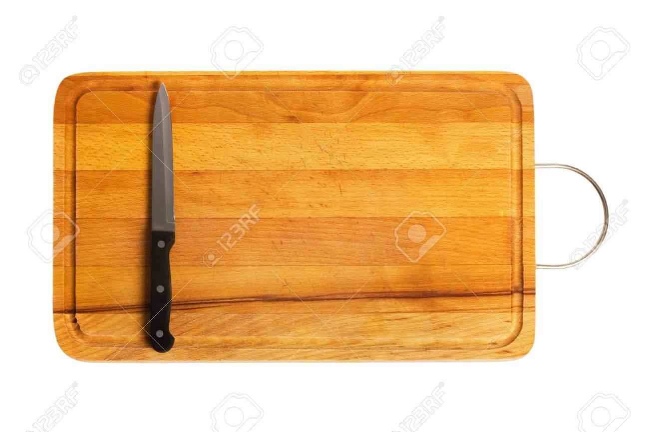 kitchen knife on cutting board stock photo picture and royalty kitchen knife on cutting board stock photo 11011345