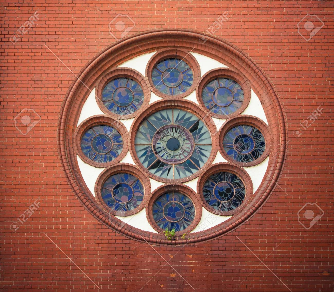 Stained Glass Window Stock Photo - 17415916