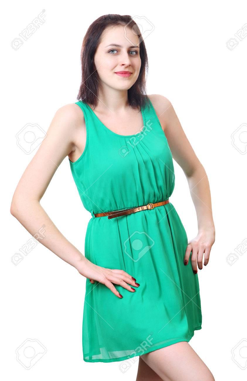 987782ea1dd7 ... una giovane donna caucasica