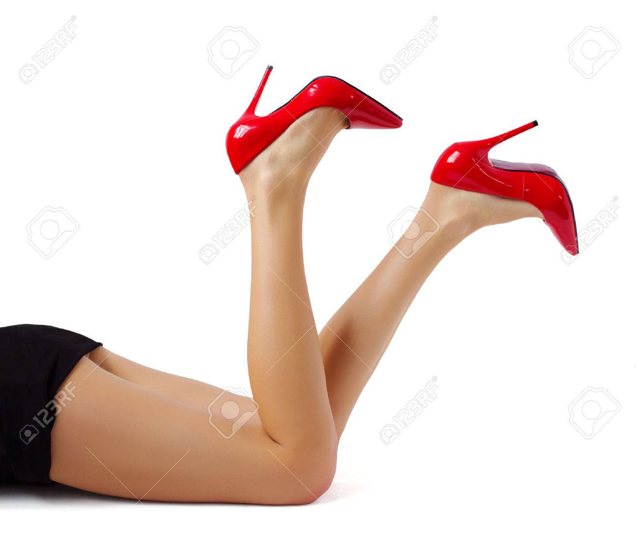 Red High Heels For Women